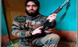 Saifullah Mir aka Ghazi Haider, 26, is Hizbul's new face of terror in Kashmir